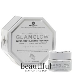 Glamglow  Super Mud Clearing Treatment Mask